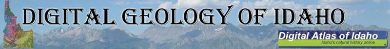 Digital Geology of Idaho